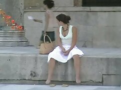 Madre ancianas mexicanas calientes gorda hizo que la hermana gorda se follara a sí misma con un arnés
