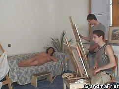 Porno grupal en el casting de Woodman con una chica caliente mexicana rusa insaciable - Gina Gerson